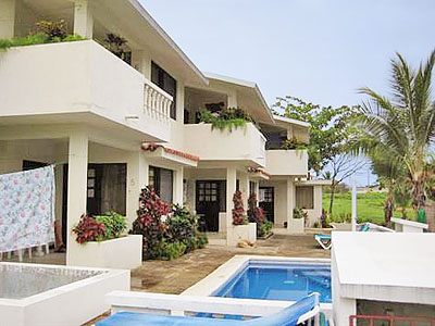 Dominican Republic Apartment Block