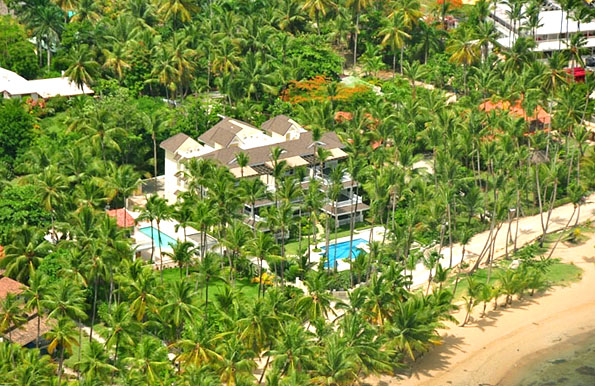 Las Terrenas Beachfront Apartment