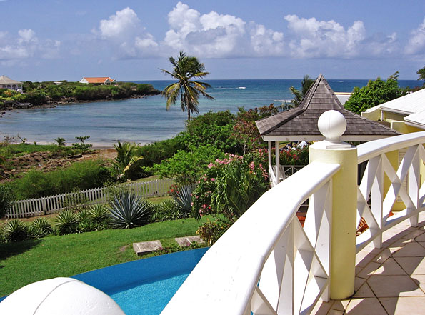 Grenada Beachfront Villa