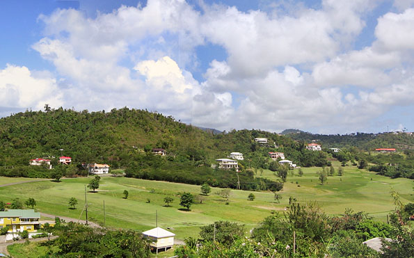 Grenada Golf Property