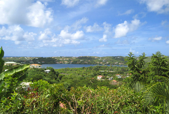 Grenada Sea View Home