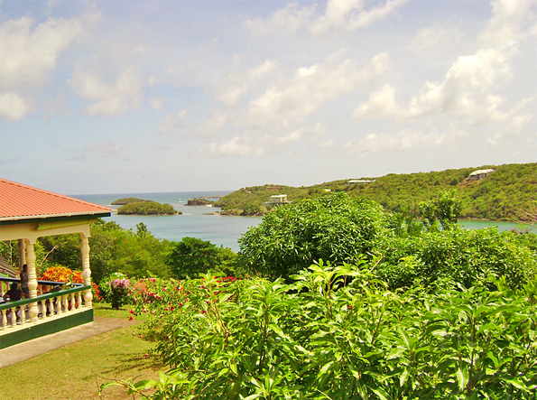 Grenada Seaview Home