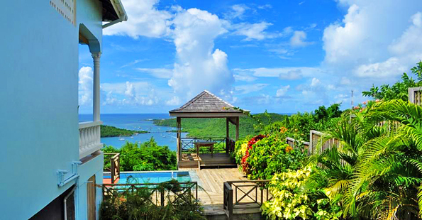 Grenada Sea View House