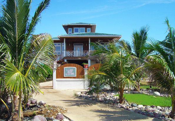 Honduras Beach House