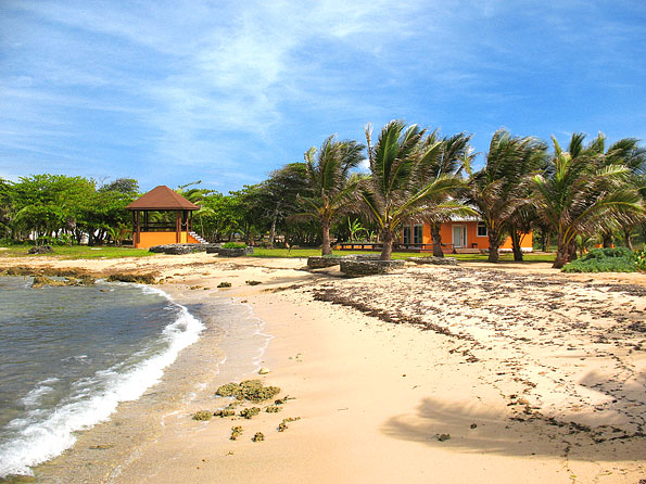 Honduras Beachfront Home