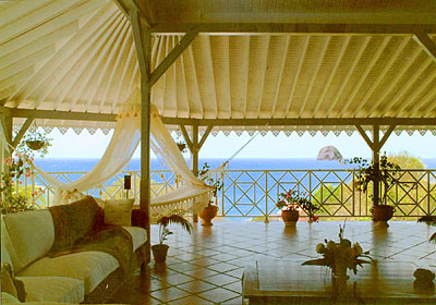 Sea View Home for Sale in Martinique