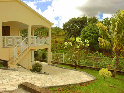Martinique Countryside Property