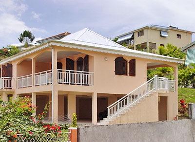 Martinique Villa