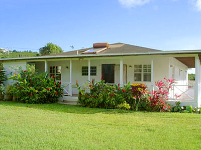 Affordable Home in Nevis