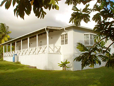 Affordable Nevis Home
