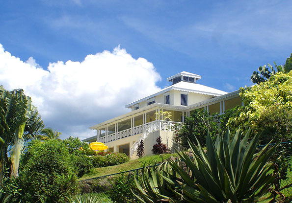Nevis Million Dollar Home