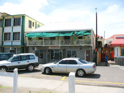 St. Kitts real estate, hotels and restaurants