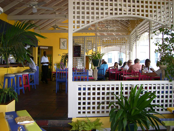St. Kitts Restaurant