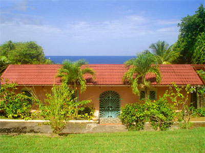 St. Lucia Sea View Home