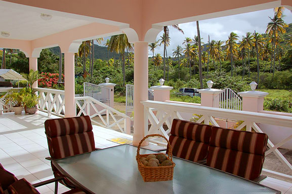 Home in St. Lucia