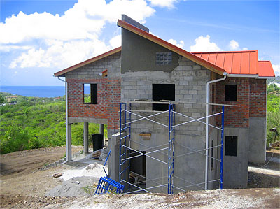 St. Lucia New Home for Sale