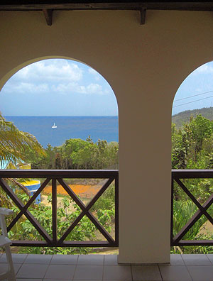 St. Lucia Sea View House