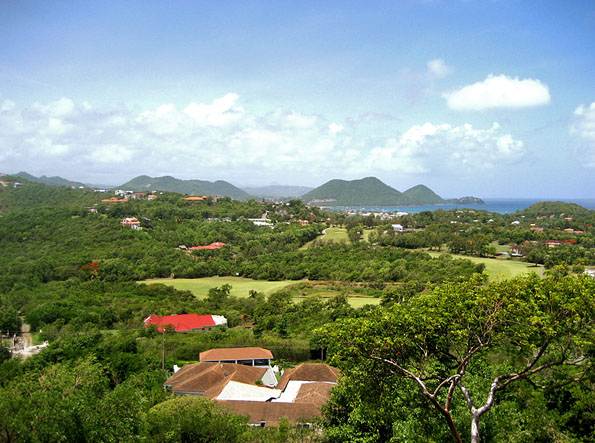 St. Lucia Golf Course Property