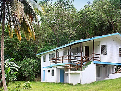 St Lucia Coubaril House for Sale