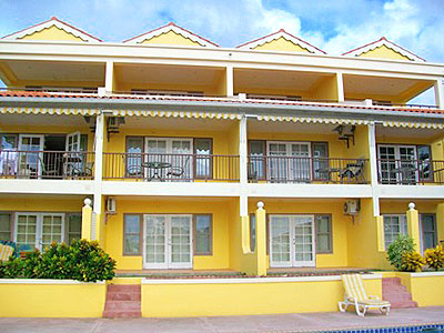 St Lucia Apartment Building for Sale