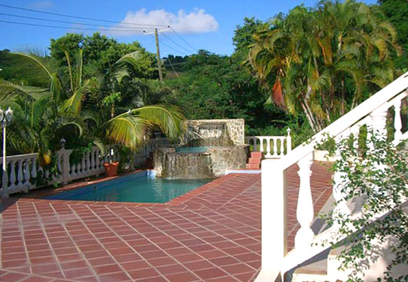 St. Lucia Cap Estate