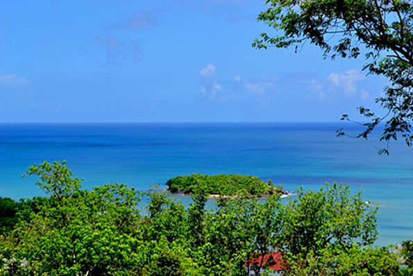 St. Lucia Seaview Home