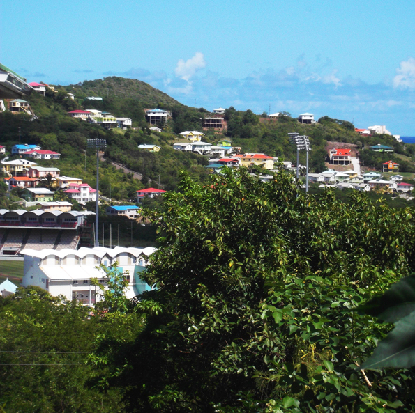 St. Lucia Ocean View Lot
