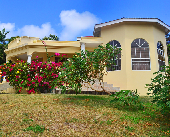 St. Lucia 4 Bed Home