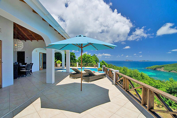 Bequia Ocean View Home