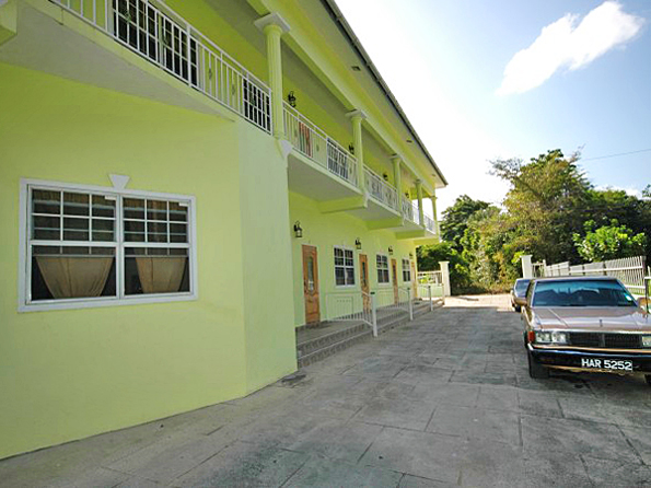 Tobago Apartment Complex