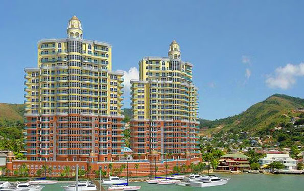 Trinidad Luxury Condo