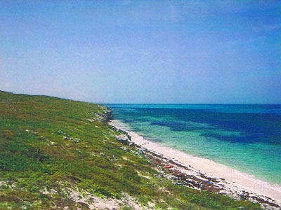 Turks and Caicos Beachfront Land