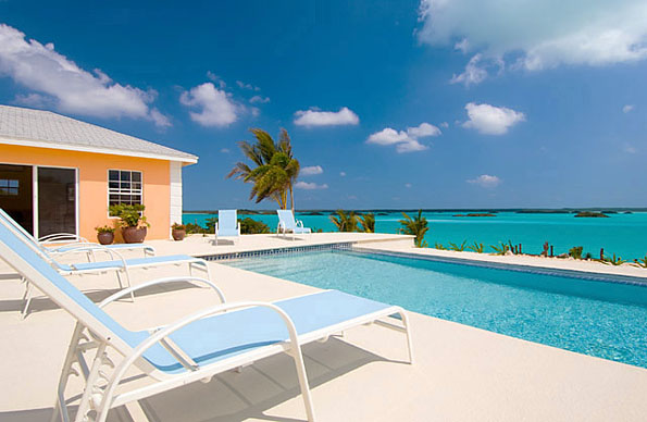 Turks and Caicos Waterfront Home