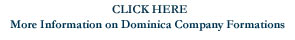 Dominica Company Formations Start Here
