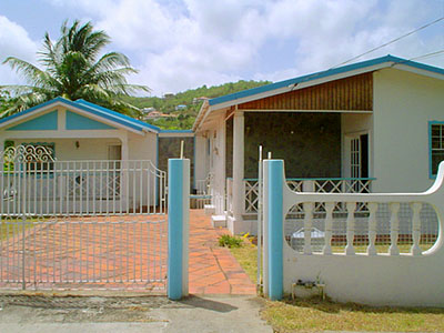 St. Lucia Bungalow for Sale